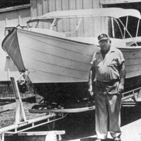 Simmons Sea Skiff